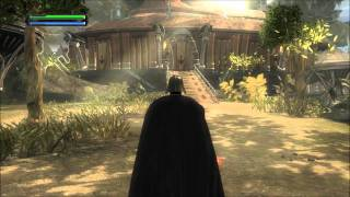 Star Wars The Force Unleashed PL 1 Lord Vader W Akcji