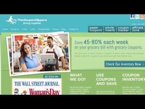 How To Order Coupons Online for FREE