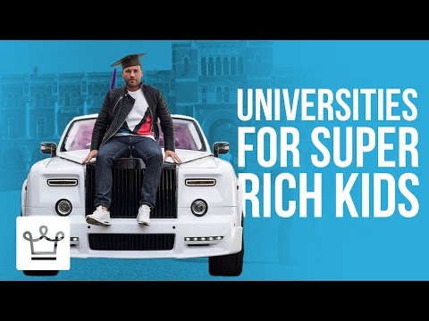 10 Universities Where Super Rich Kids Go