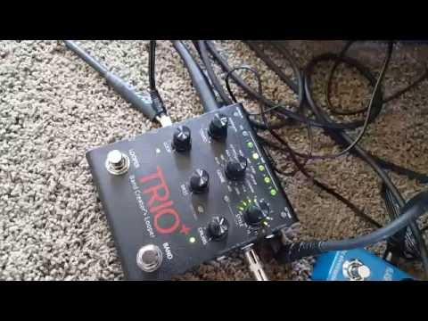 Digitech Trio+ Metallica Riffs