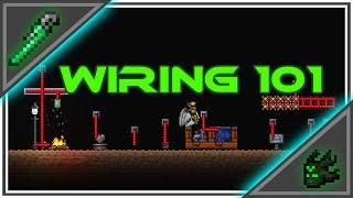 Pleasing Terraria Wire Videos 9Tube Tv Wiring 101 Tzicihahutechinfo
