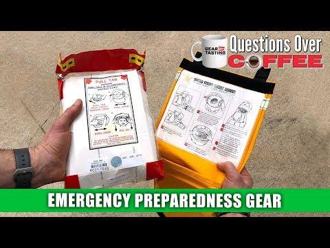 Emergency Preparedness Gear - Questions Over Coffee 06