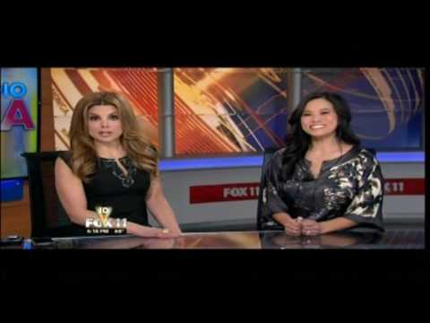 Dr. Sandra Lee Discusses Solutions to Cellulite on KTTV  (02/16/12)