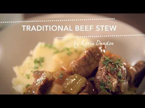 How to make an Irish beef stew