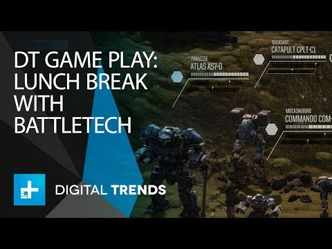 DT Game Play: Crushin' some mechs on Battletech!