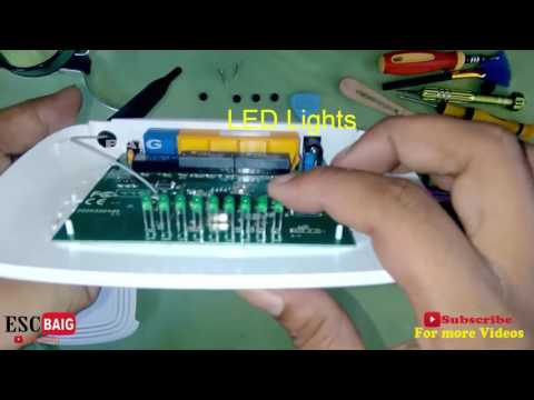 WiFi Router inside- Tp -Link Wr740N Disassemble -how to replace wifi router antenna