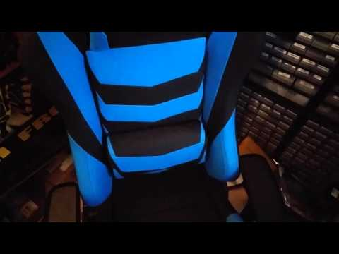 DX Racer Chair Problems - Super Loud Creaking