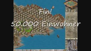 ANNO 1503 50000 Einwohner