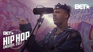 XXXTentacion BET Hip Hop Awards 2017 Instabooth Freestyle