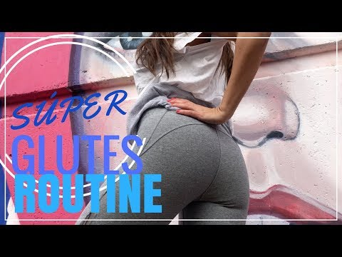To Increase Glutes this is My Favorite Routine