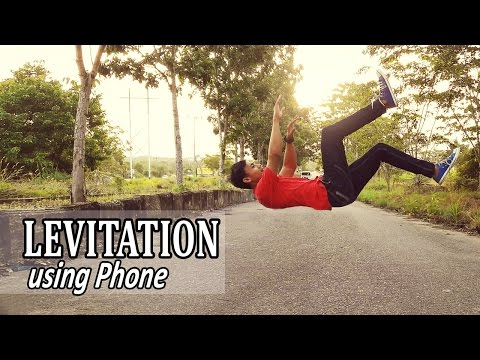 How To Make Levitation Photo Using Your Phone