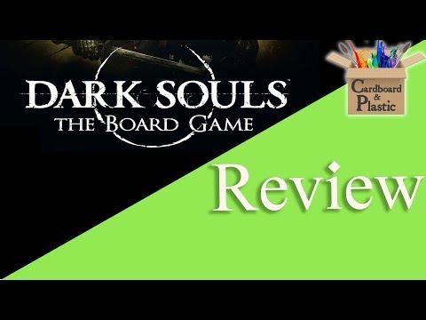Dark Souls: The Board Game - Cardboard N' Plastic Review