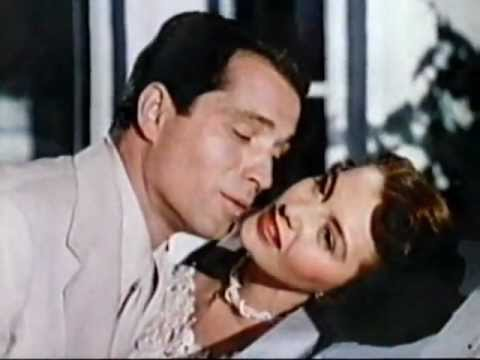 PERRY COMO & CYD CHARISSE - 'We'll have a Blue Room'