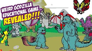 Godzilla and Friends (CD-ROM) - MIB Video Game Reviews Ep 22