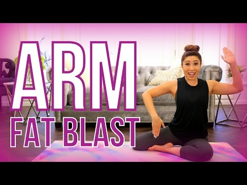 Arm Fat Blaster | POP Pilates for Beginners