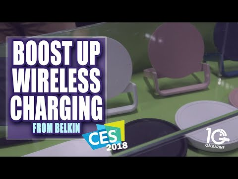 Belkin Boost Up Wireless Charging for the Connected Home