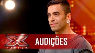 Surpresa na voz de Cristopher | X Factor BR