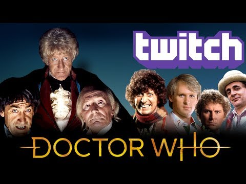 CLASSIC WHO ON TWITCH | Doctor Who News
