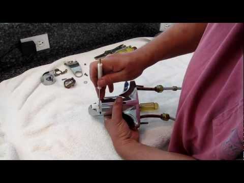 MOEN Faucet 4600 cartridge removal