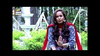 """Zainab Qayyum talks about her favourite character in """"Aangan."""""""