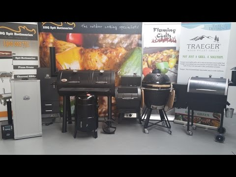 How to choose the right BBQ Meat Smoker for you