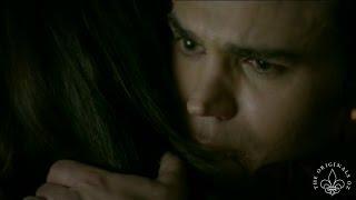 TVD 8x16 FINAL Stefan sacrificed himself. Stefan says goodbye to Elena. Stefan finds peace with Lexi