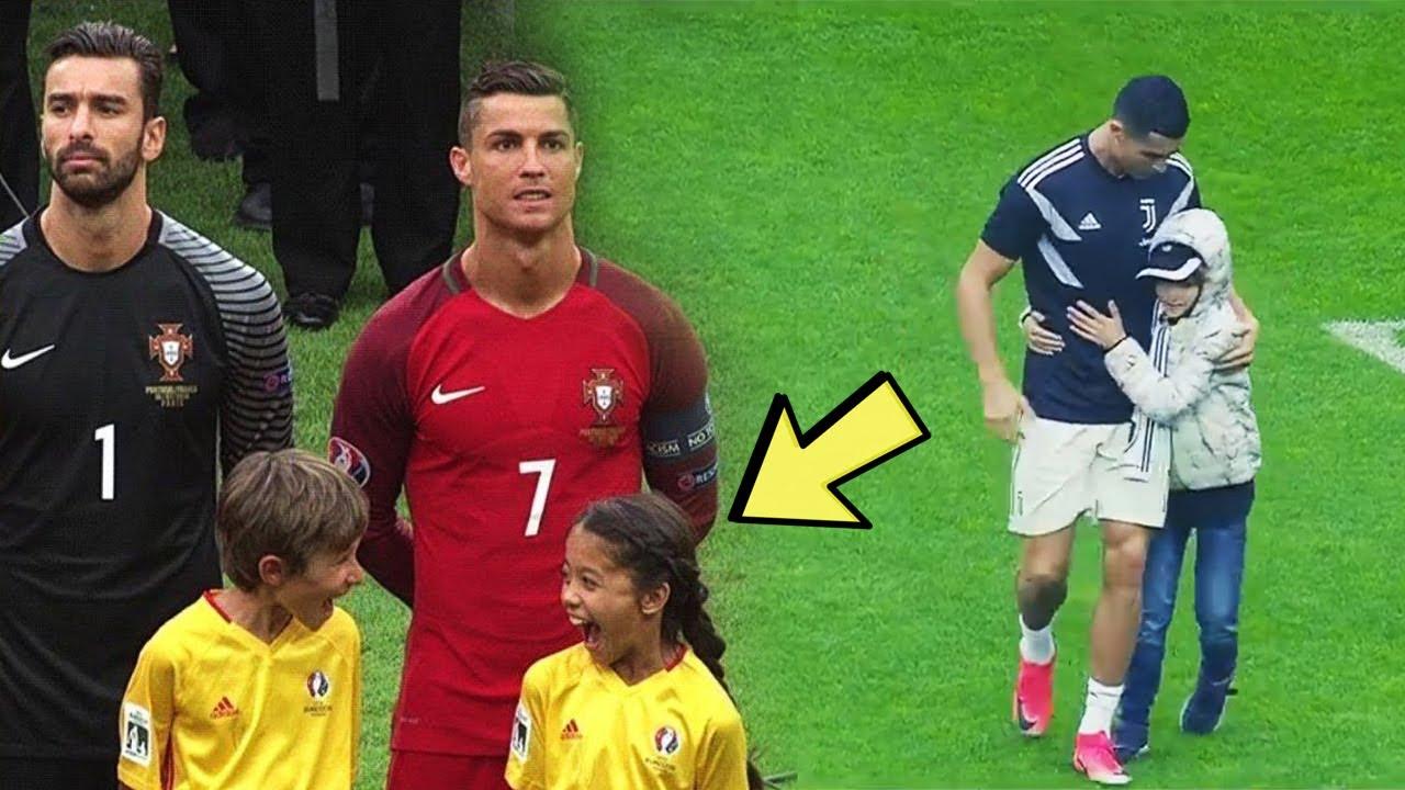 Kids Reaction to Cristiano Ronaldo