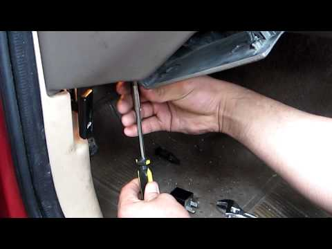 How to install a flasher on a 1997 Mercury Cougar