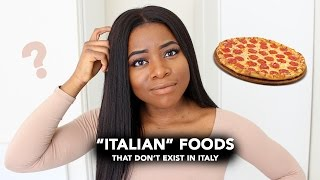 5 Italian Foods That Don