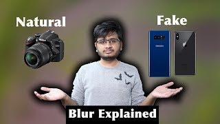 Natural Vs Fake Blur | DSLR vs Dual Camera Phones?