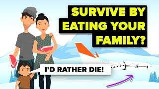 Could You Survive In An Emergency By Eating Your Family?