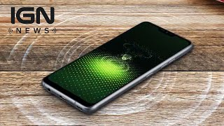 Sprint, LG Join Forces for First 5G US Smartphone - IGN News