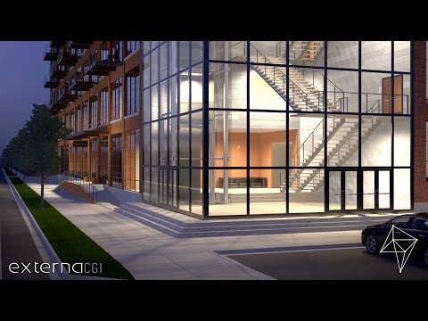 PhotoReal Architecture Animation