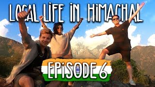 Crazy Locals in Dharamshala    Ep6 Himachal Pradesh   Travel India on $1000
