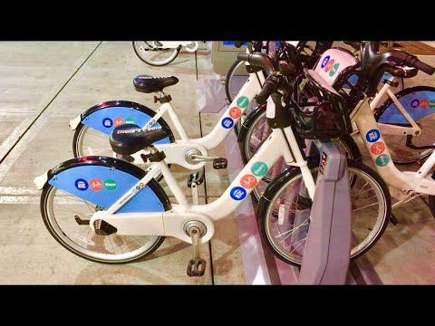 Las Vegas Bike Share Rental Review