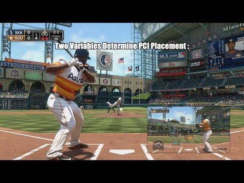 MLB 15 The Show Hitting Tips/Guide - Analog Hitting (MUST WATCH)