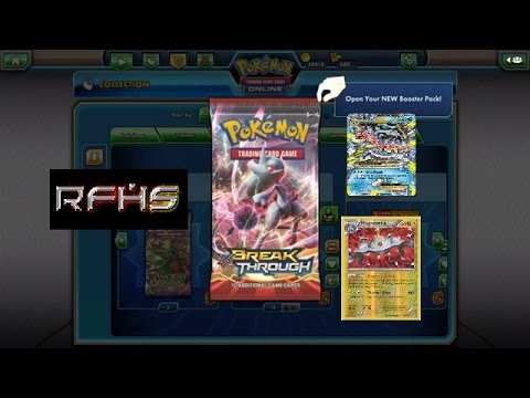 PTCGO Trick - To get awesome pulls.
