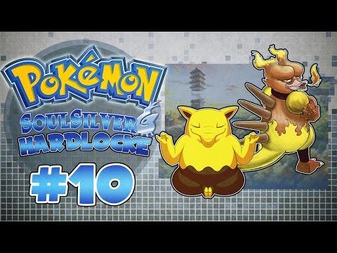 Pokémon Plata Hardlocke Ep.10 - EL MAGMAR Y DROWZEE INESPERADO