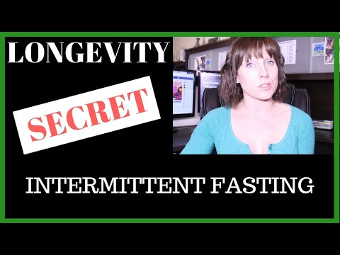 INCREASE ANTI-AGING HORMONE || INTERMITTENT FASTING