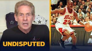 Channing Frye compares LeBron & MJ, calls Jordan 'just a scorer' — Skip responds | NBA | UNDISPUTED