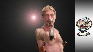 The Mysterious Mr McAfee