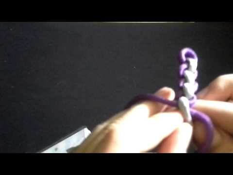 how to make a paracord lanyard part 1