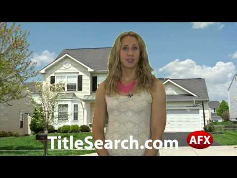 Property title records in Prince George's County Maryland | AFX
