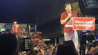 Duterte: Ang