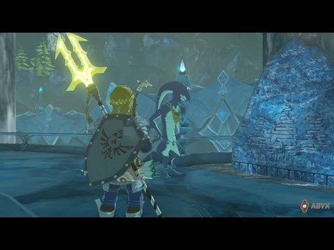 Ubicación 10 Zora Stone Monuments | The Legend of Zelda: Breath of the Wild
