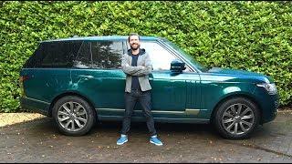 NEW CAR! Range Rover Autobiography - The £100k SUV | MrJWW