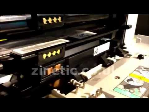 Samsung imaging drum reset chip CLT R406, CLP 365W, CLX 3300, 3305