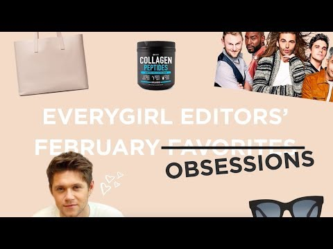 The Everygirl Editors' FEBRUARY FAVORITES