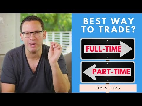 Best Way to Trade Penny Stocks: Full-Time or Part-Time?