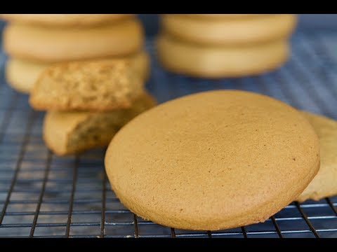 Galletas Cucas Recipe   How To Make Colombian Gingerbread Cookies   SyS